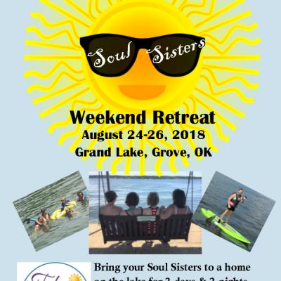 Soul Sisters Weekend Retreat