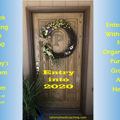 Entry into 2020